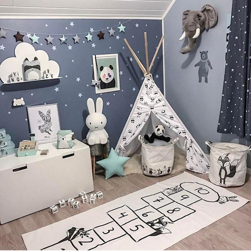 Baby Room Decorating Games  70 170CM Newborn Baby Blanket Kids Floor Games Mats Boys