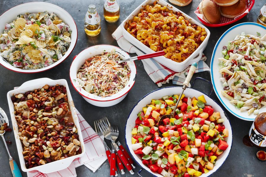 Barbecue Side Dishes  BBQ Side Dish Smackdown Southern Living