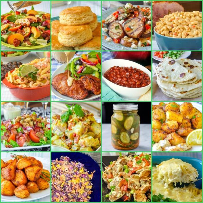 Barbecue Side Dishes  20 Best Barbecue Side Dishes so many easy recipes to
