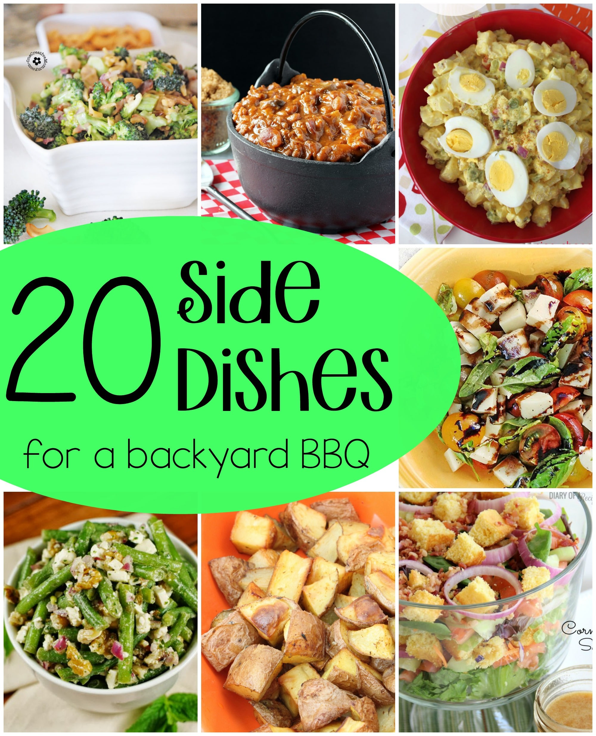 Barbecue Side Dishes  Side Dishes for a BBQ Typically Simple