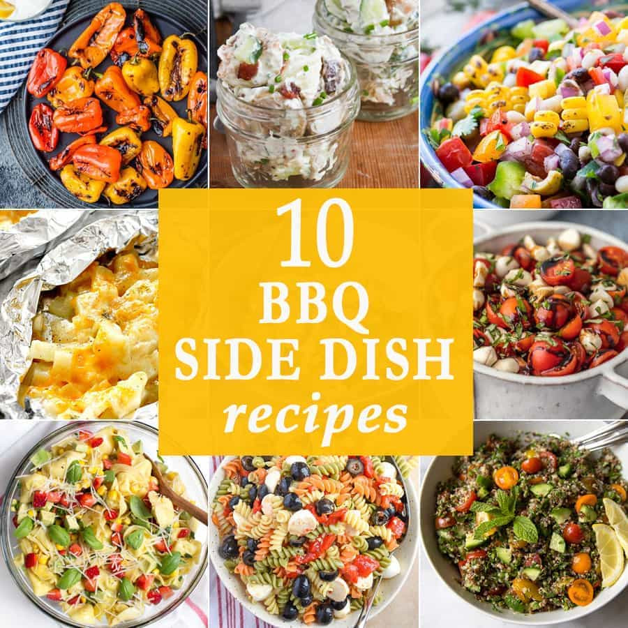 Barbecue Side Dishes  10 BBQ Side Dishes The Cookie Rookie