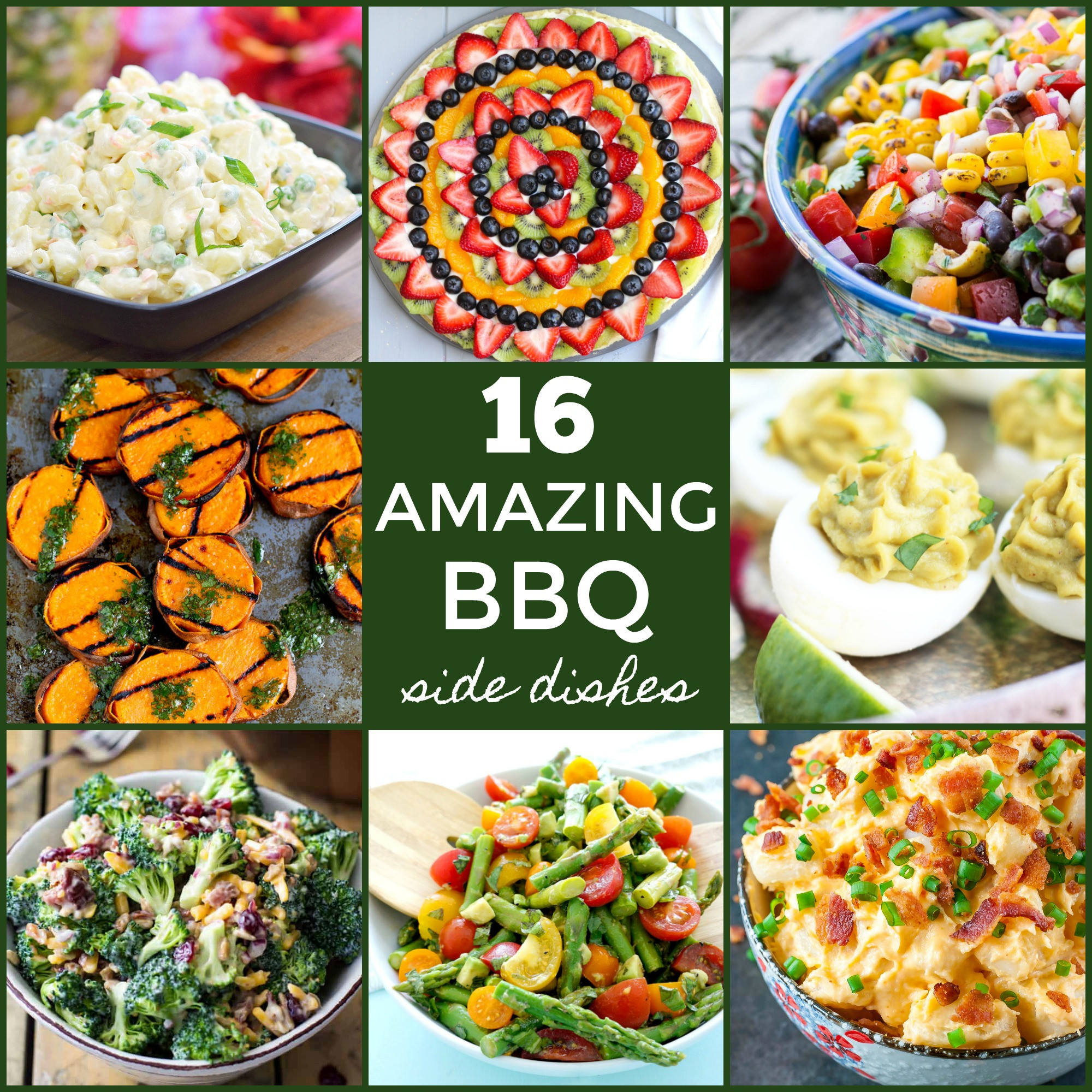Barbecue Side Dishes  16 Amazing BBQ Side Dish Recipes