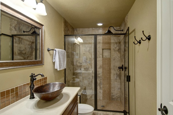 Basement Bathroom Design  19 Basement Bathroom Designs Decorating Ideas