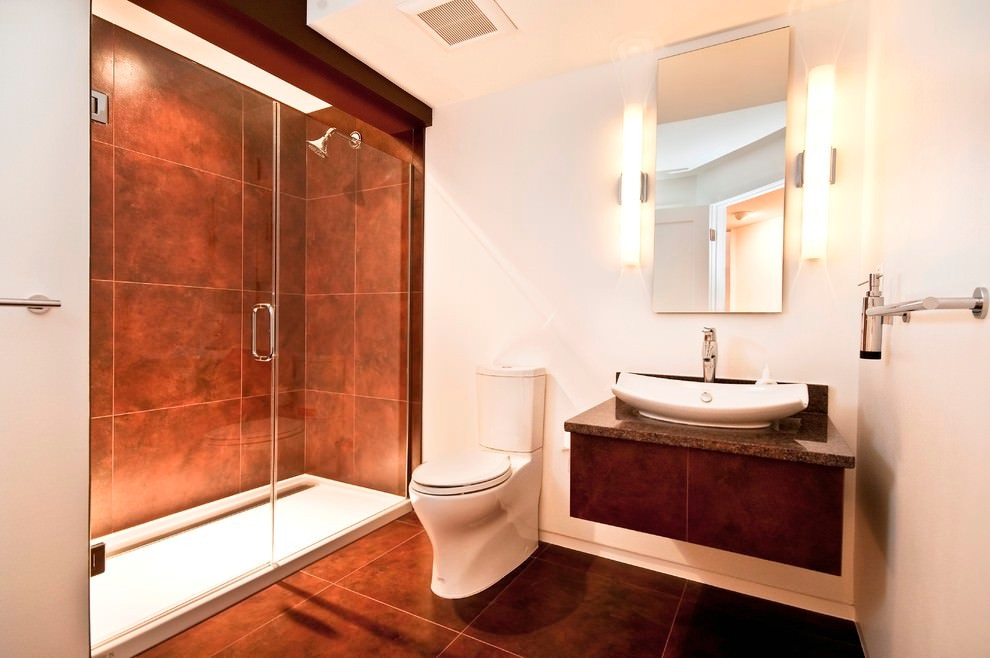 Basement Bathroom Design  24 Basement Bathroom Designs Decorating Ideas