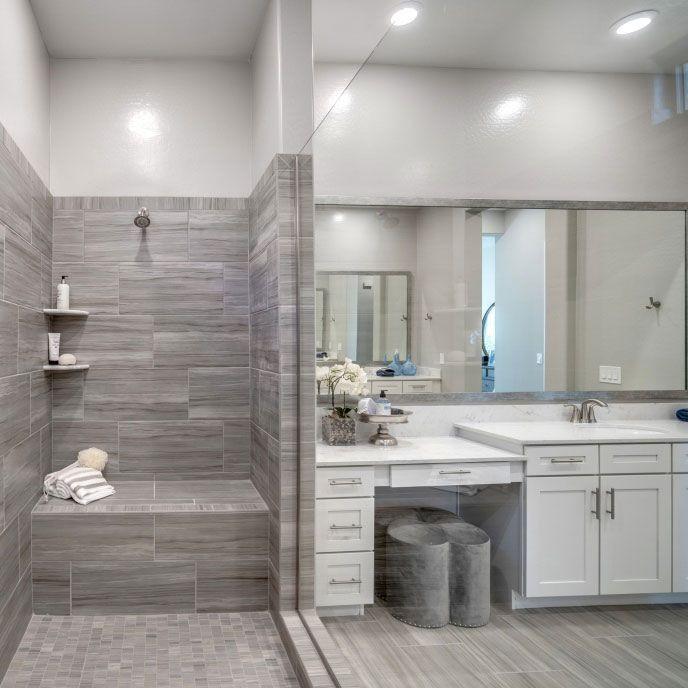 Bathroom Remodel Ideas 2020  2020 Decor Trends Bathrooms As Destinations