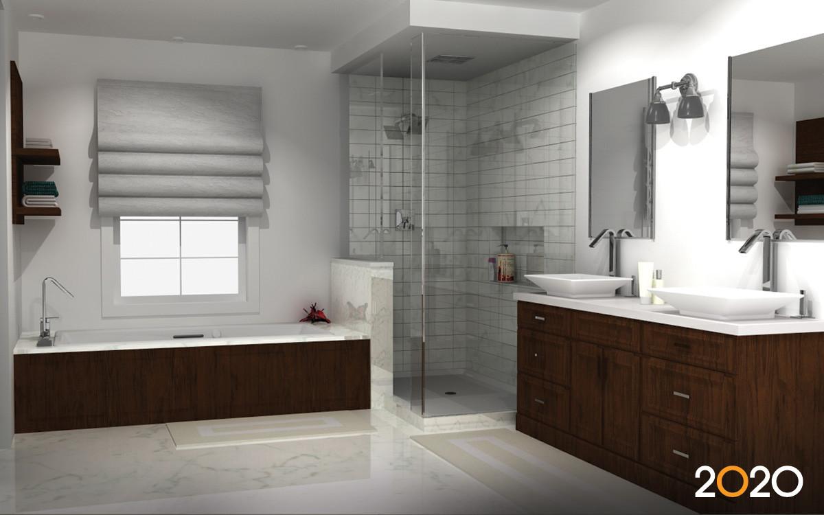 Bathroom Remodel Ideas 2020  Bathroom & Kitchen Design Software