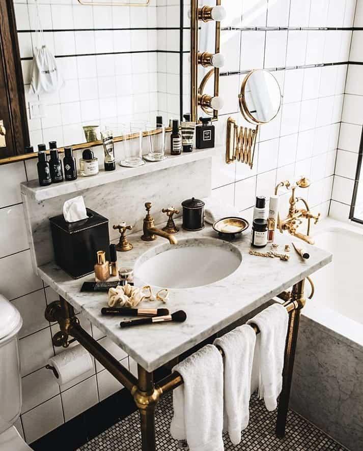 Bathroom Remodel Ideas 2020  Top 7 Bathroom Trends 2020 52 s Bathroom Design