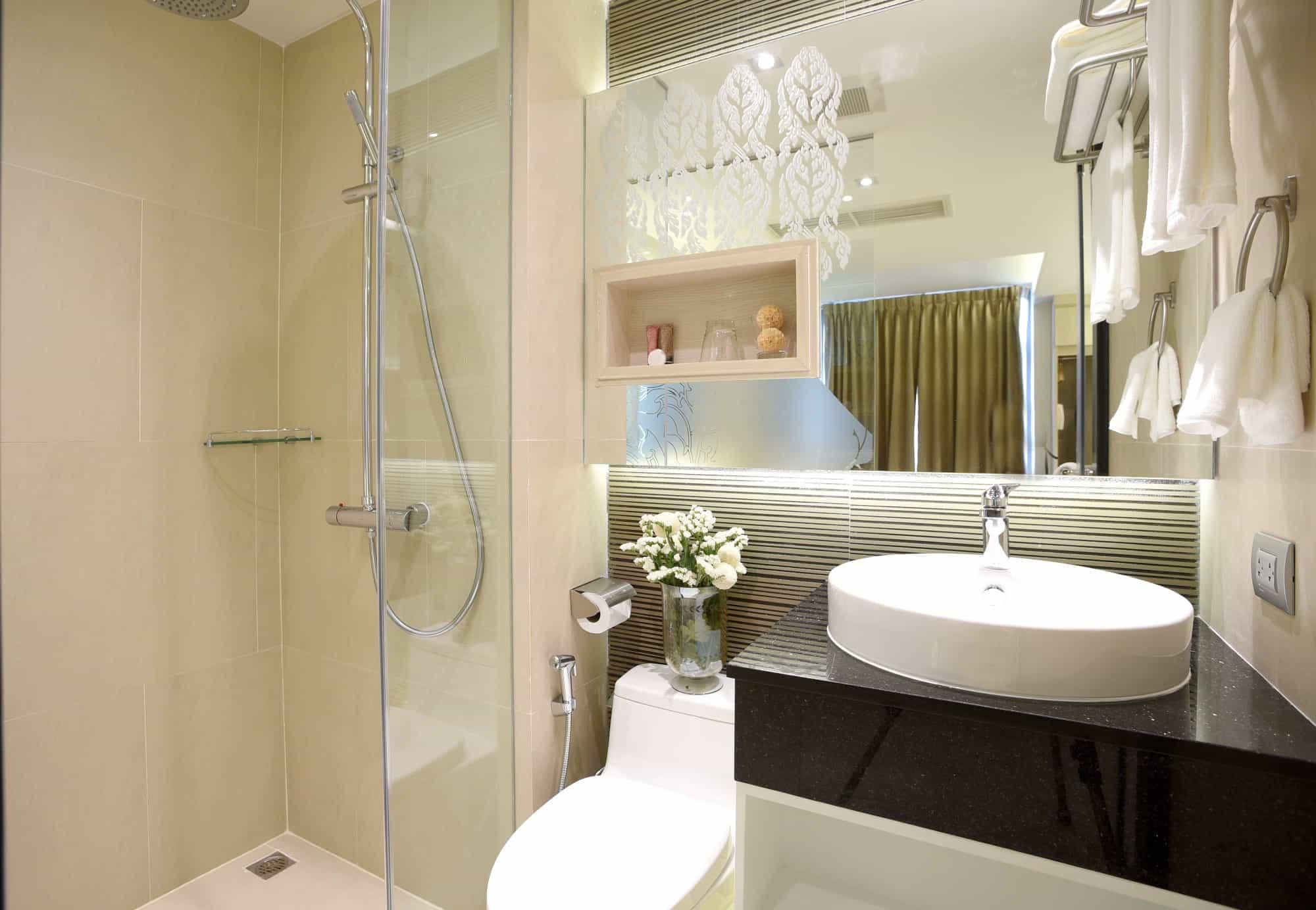 Bathroom Remodel Ideas 2020  5 Modern Small Bathroom Trends for 2020