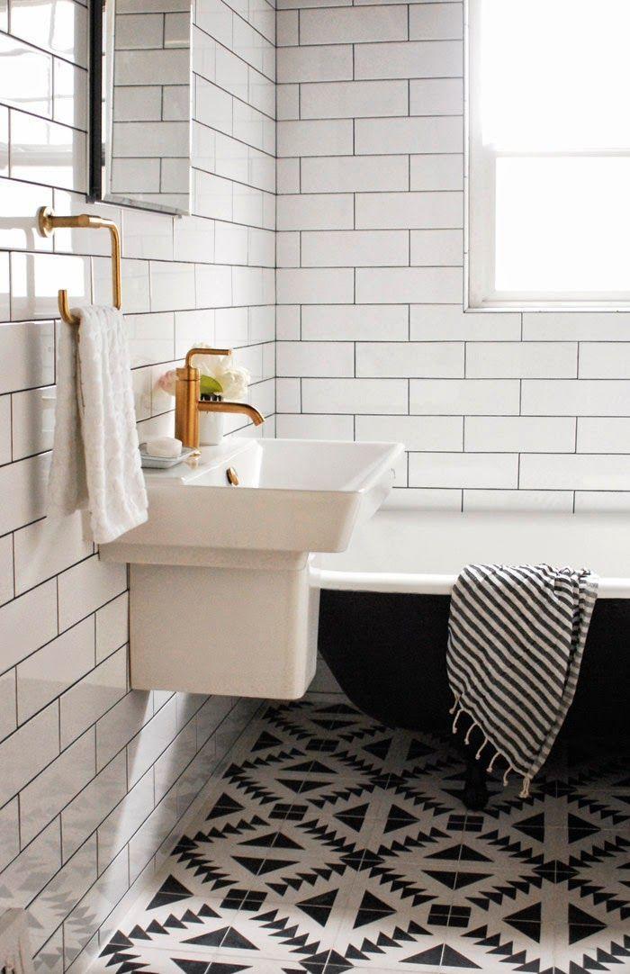 Bathroom Tile Floors  How To Choose The Tiles For Your Bathroom
