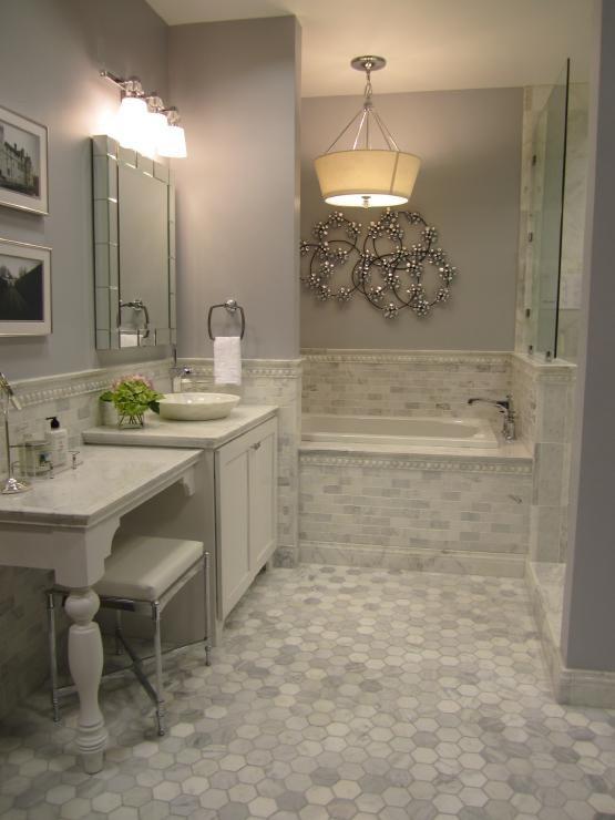 Bathroom Tile Floors  37 light gray bathroom floor tile ideas and pictures