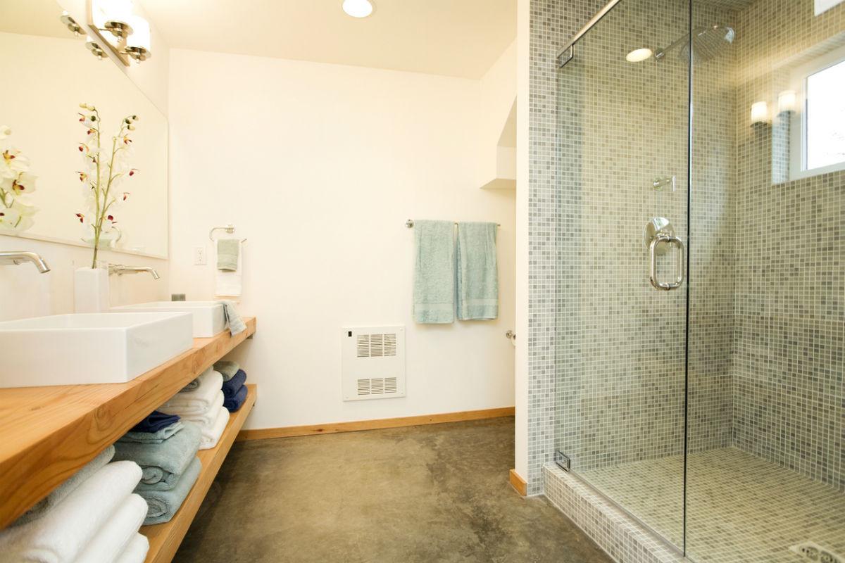 Bathroom Tile Floors  7 Best Bathroom Floor Tile Options and How to Choose