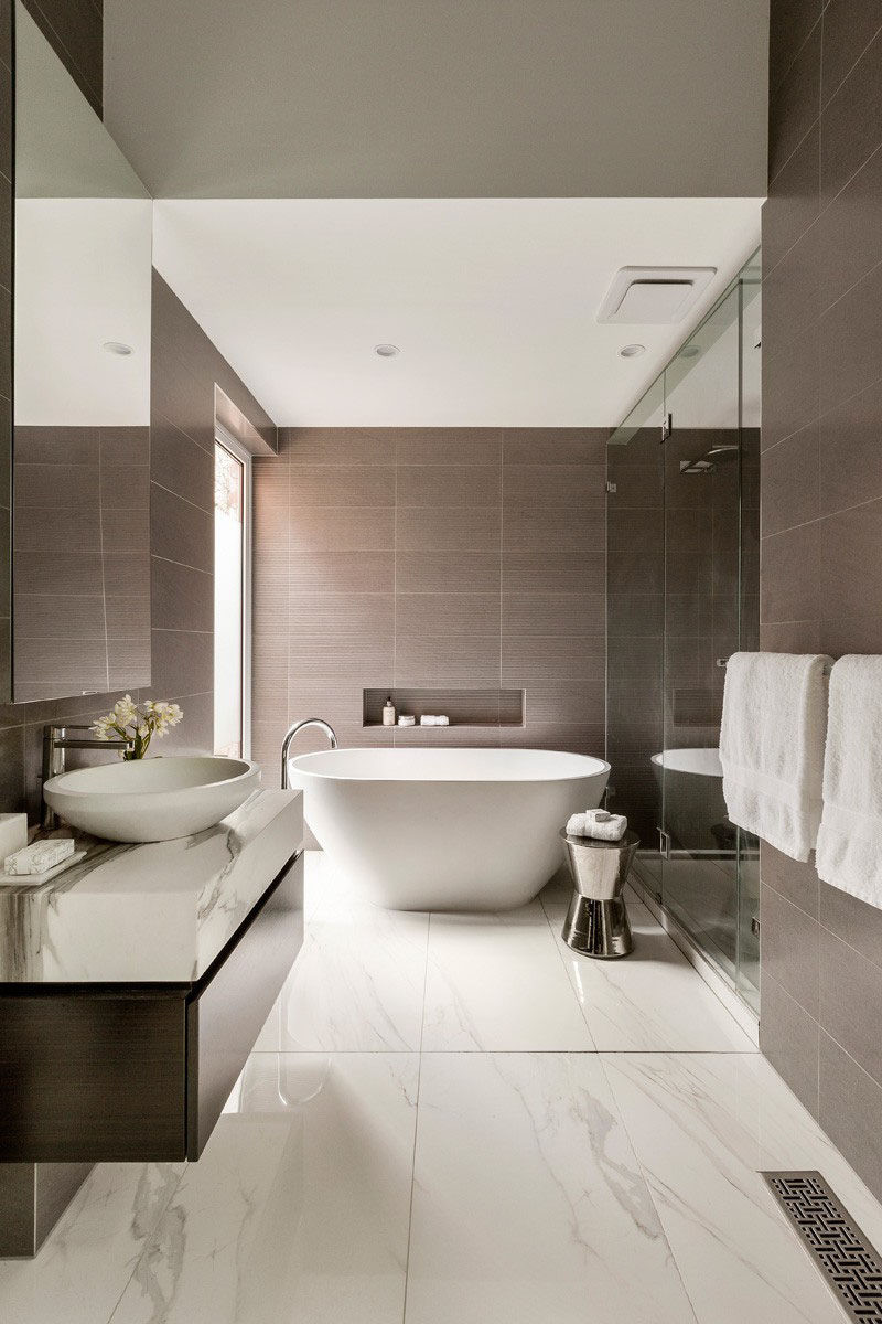 Bathroom Tile Floors  Bathroom Tile Idea Use Tiles The Floor And
