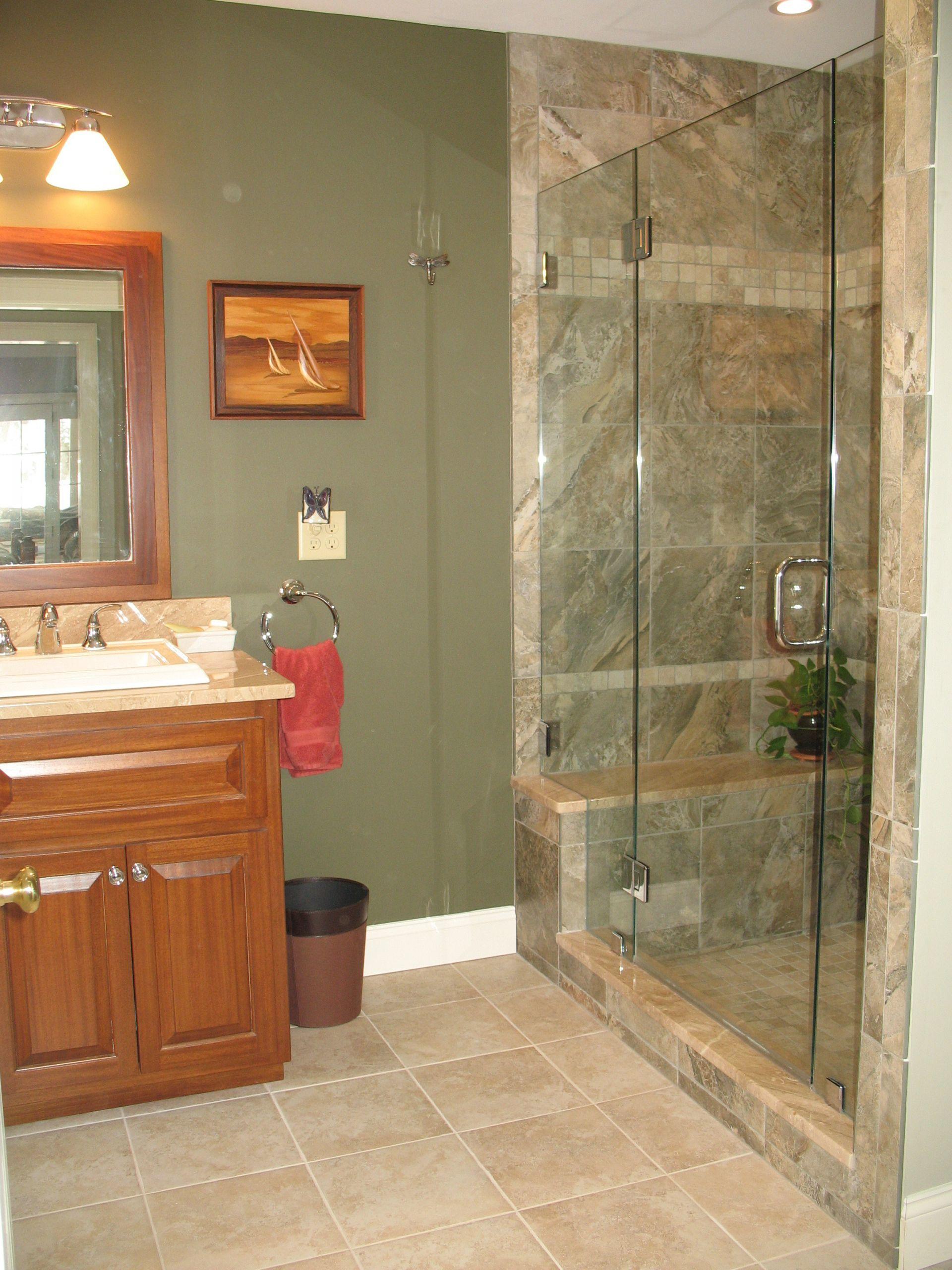 Bathroom Tile Floors  Kitchen & Bathroom Tile NH Tile Installation Stratham NH