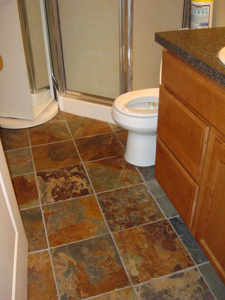 Bathroom Tile Floors  600×300 mm 31 77 m2 Jak Multi Color Slate Tiles