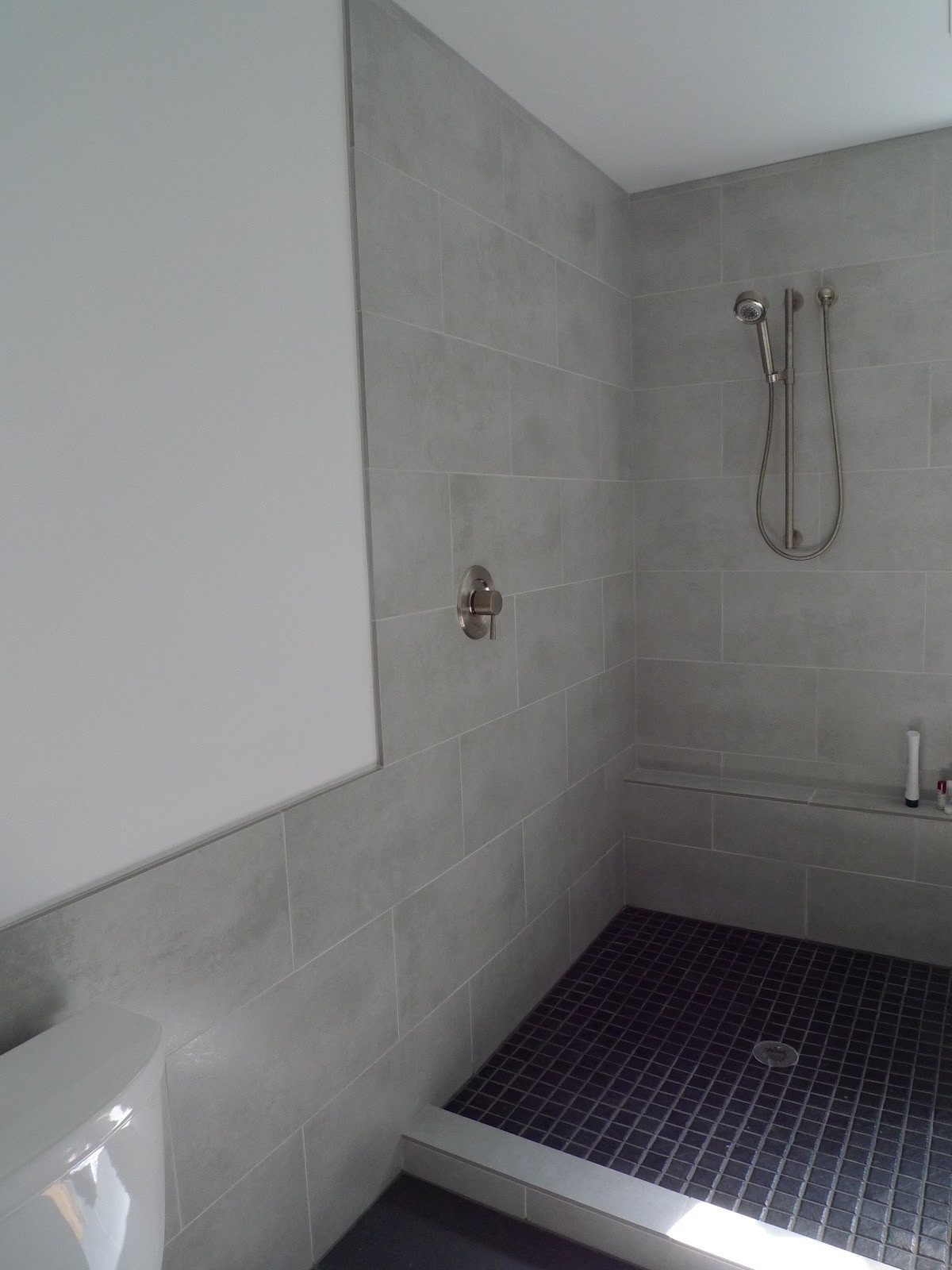 Bathroom Tile Floors  Shopping for Tile Stores in Brooklyn Concrete Look Tiles