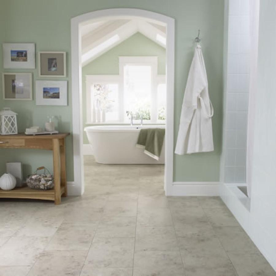 Bathroom Tile Floors  Bathroom Floor Tile Ideas and Warmer Effect They Can Give