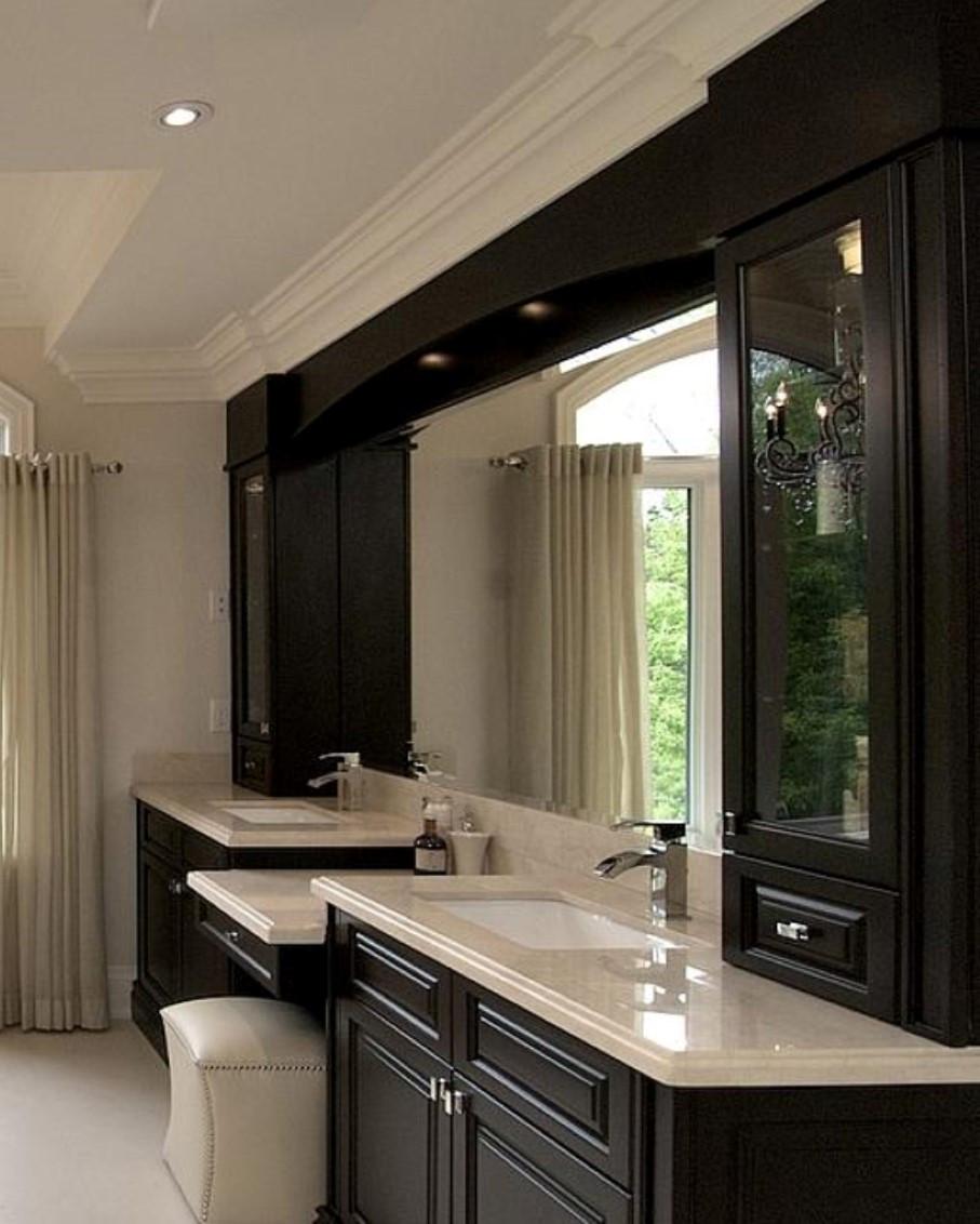 Bathroom Vanity Designs  84 Inch Bathroom Vanity Brings You Exclusive Awe in