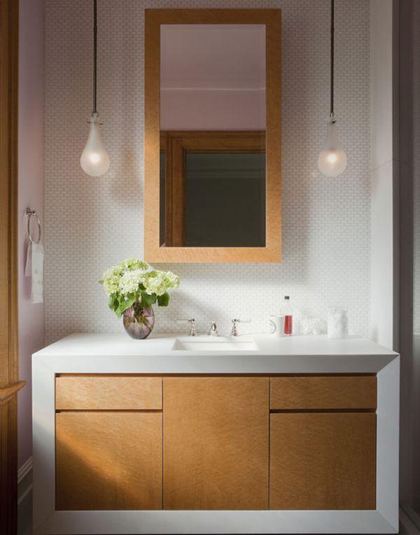 Bathroom Vanity Designs  22 Bathroom Vanity Lighting Ideas to Brighten Up Your Mornings