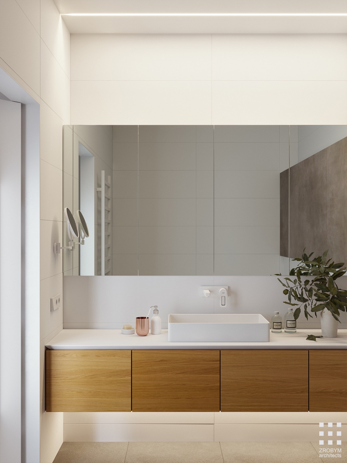 Bathroom Vanity Designs  40 Modern Bathroom Vanities That Overflow With Style