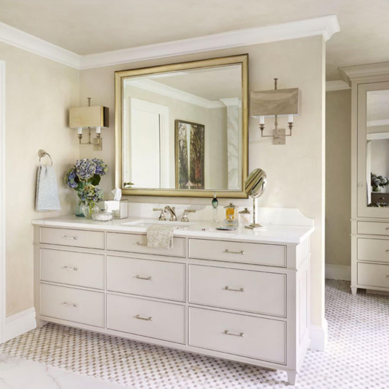 Bathroom Vanity Designs  Decorating Bath Vanities