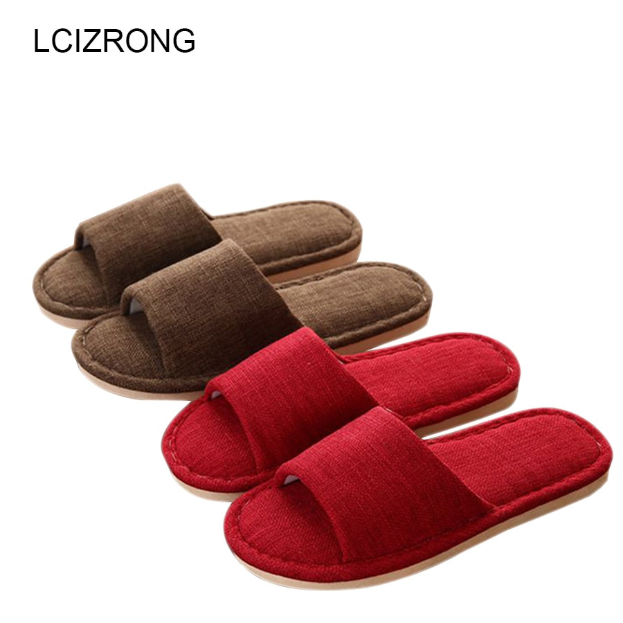 Bedroom Shoes For Womens  Aliexpress Buy LCIZRONG Simple Soft Bedroom Slippers