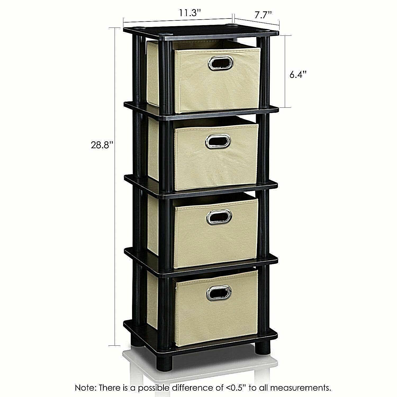 Bedroom Storage Bins  Dresser With Storage Bins BestDressers 2019