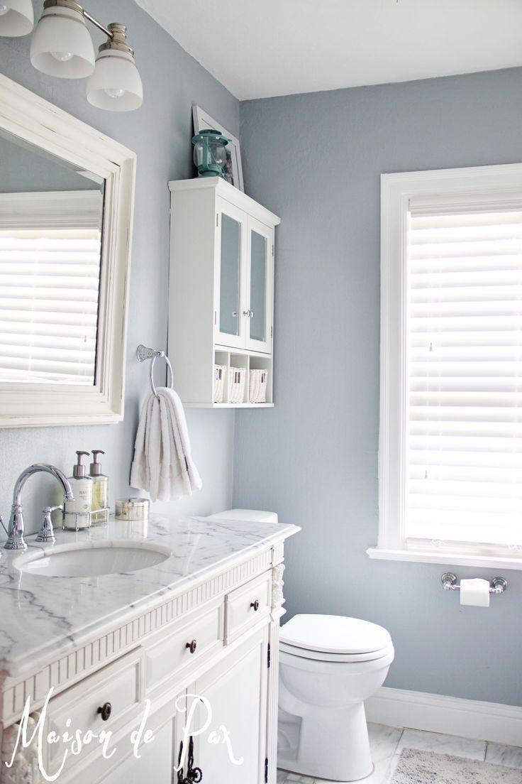 Best Bathroom Paint Colors 2020  The Neverending Bathroom Reno Project