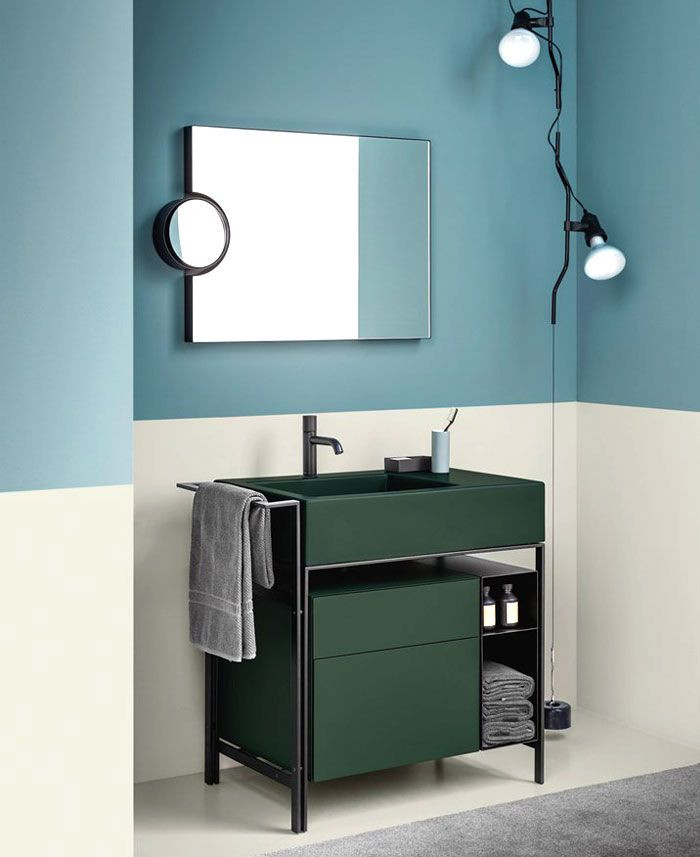 Best Bathroom Paint Colors 2020  1154 best Bathrooms images on Pinterest