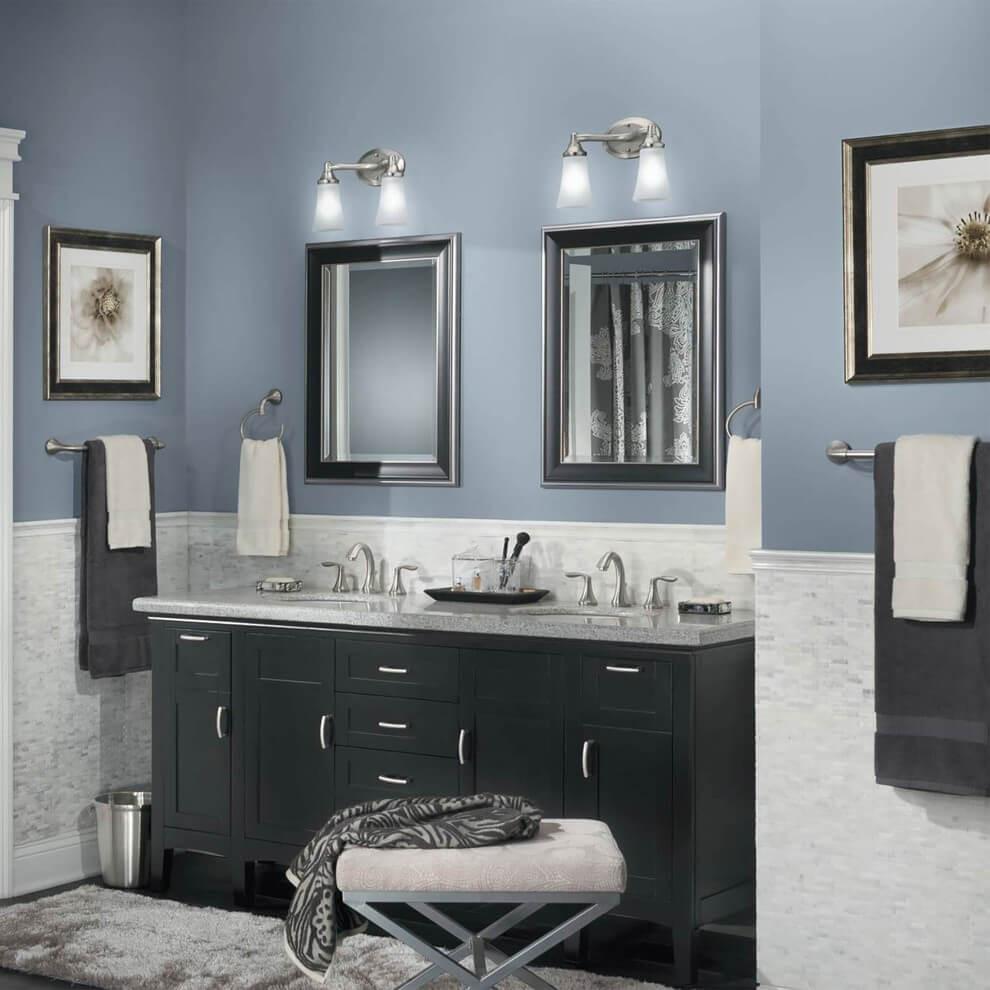 Best Bathroom Paint Colors 2020  25 Best Bathroom Paint Colors Favorite in 2019