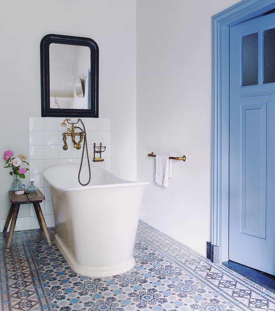 Best Bathroom Paint Colors 2020  Top 7 Bathroom Trends 2020 52 s Bathroom Design