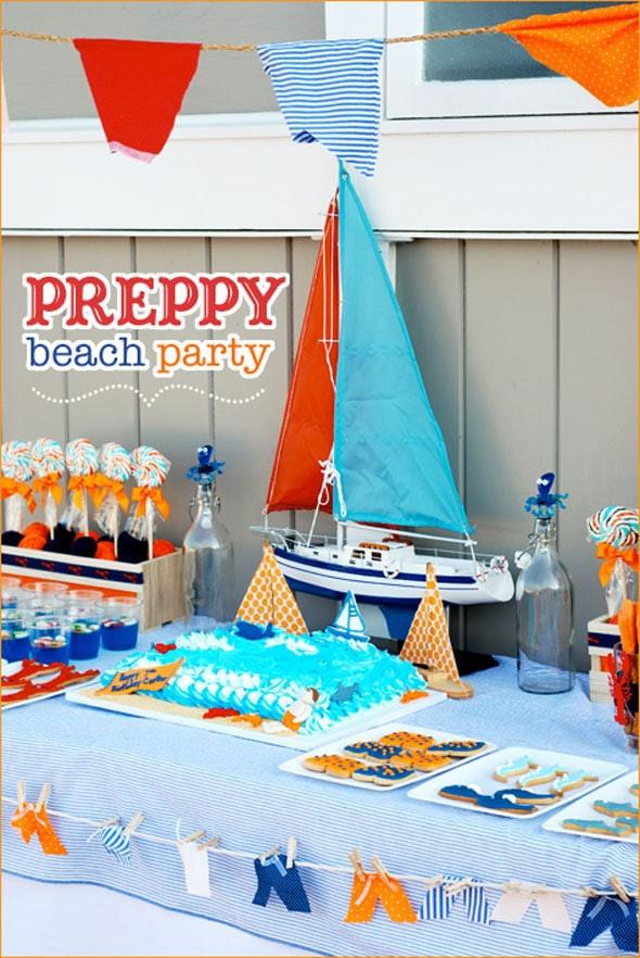 Best Beach Party Ideas  10 Best Teen Tween Party Themes