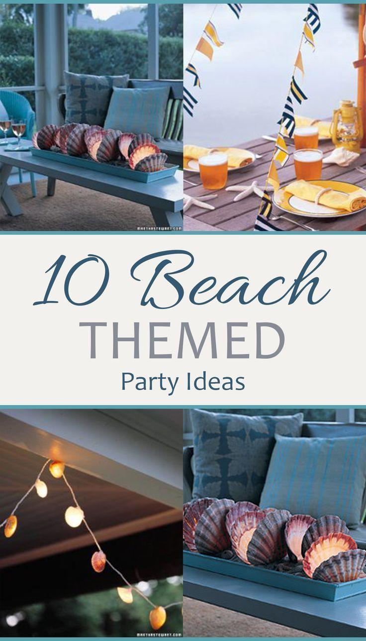 Best Beach Party Ideas  7244 best Coastal Decor images on Pinterest