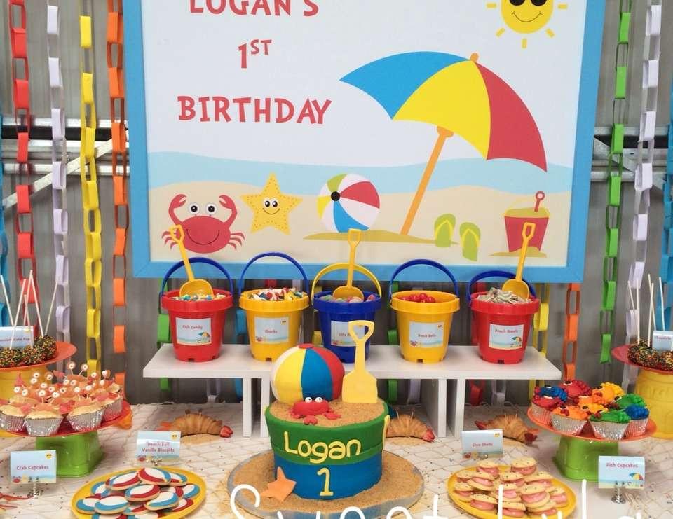 Best Beach Party Ideas  Top 35 Summer Birthday Party Ideas