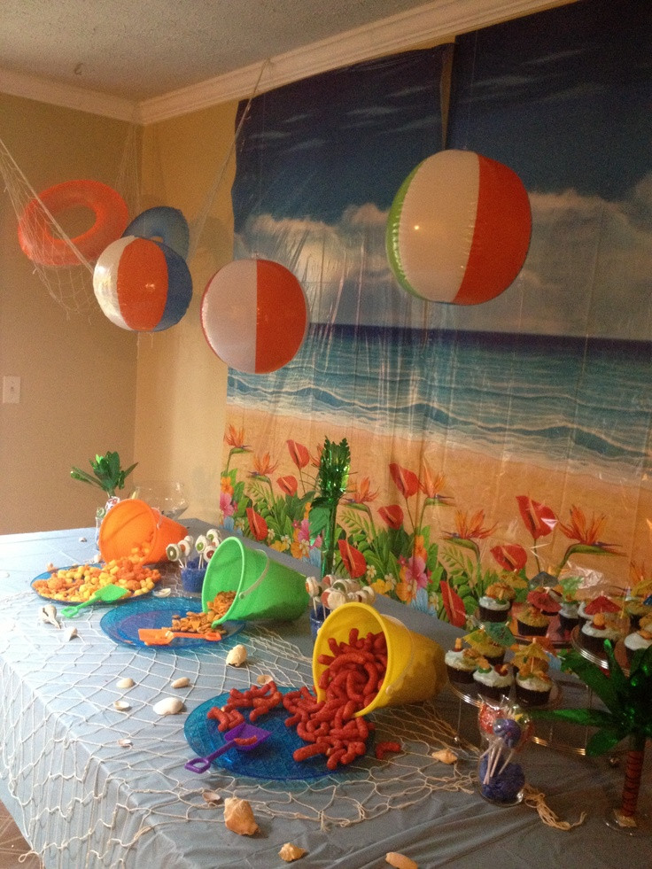 Best Beach Party Ideas  17 Best images about Beach Party on Pinterest