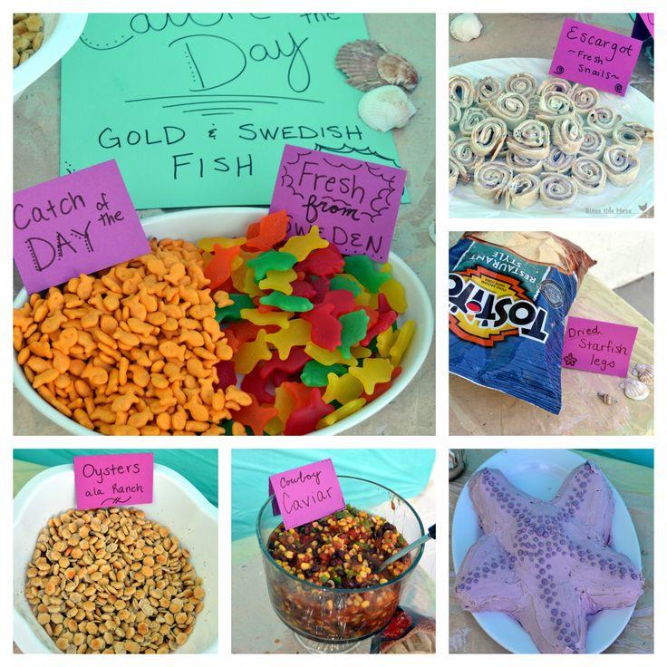 Best Beach Party Ideas  371 best Pool Beach Luau Parties food decorations etc