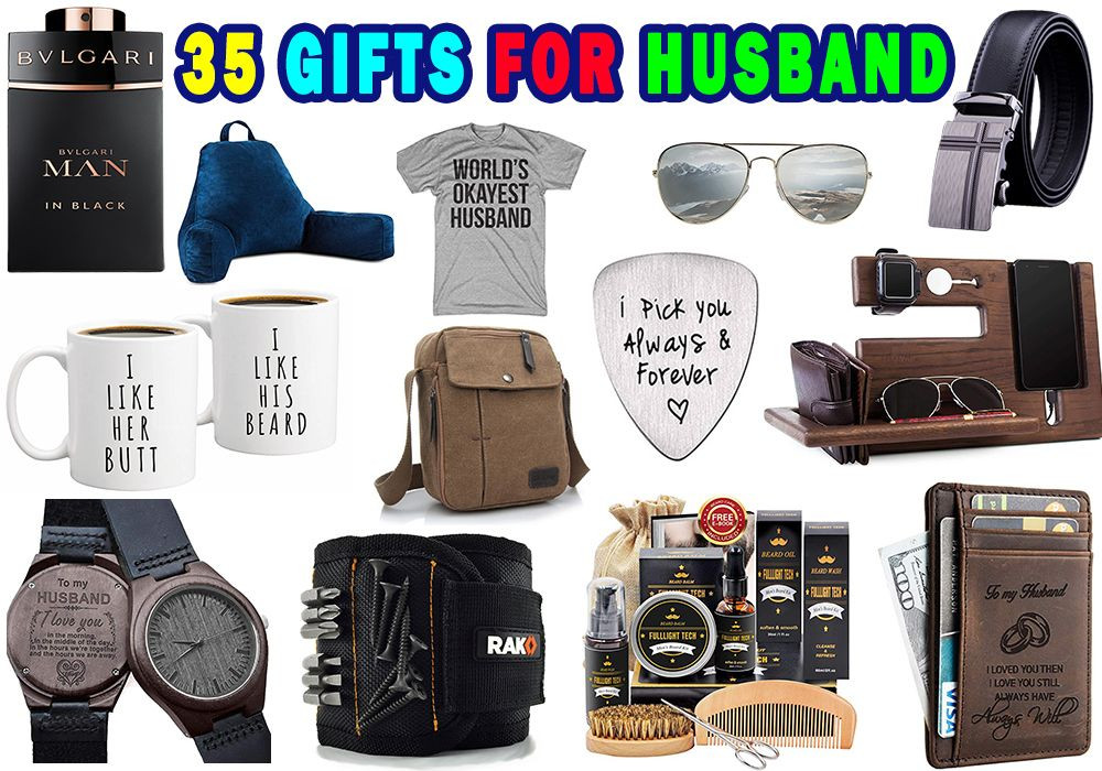 Best Birthday Gift Ideas For Husband  35 Best Gifts For Husband In 2020