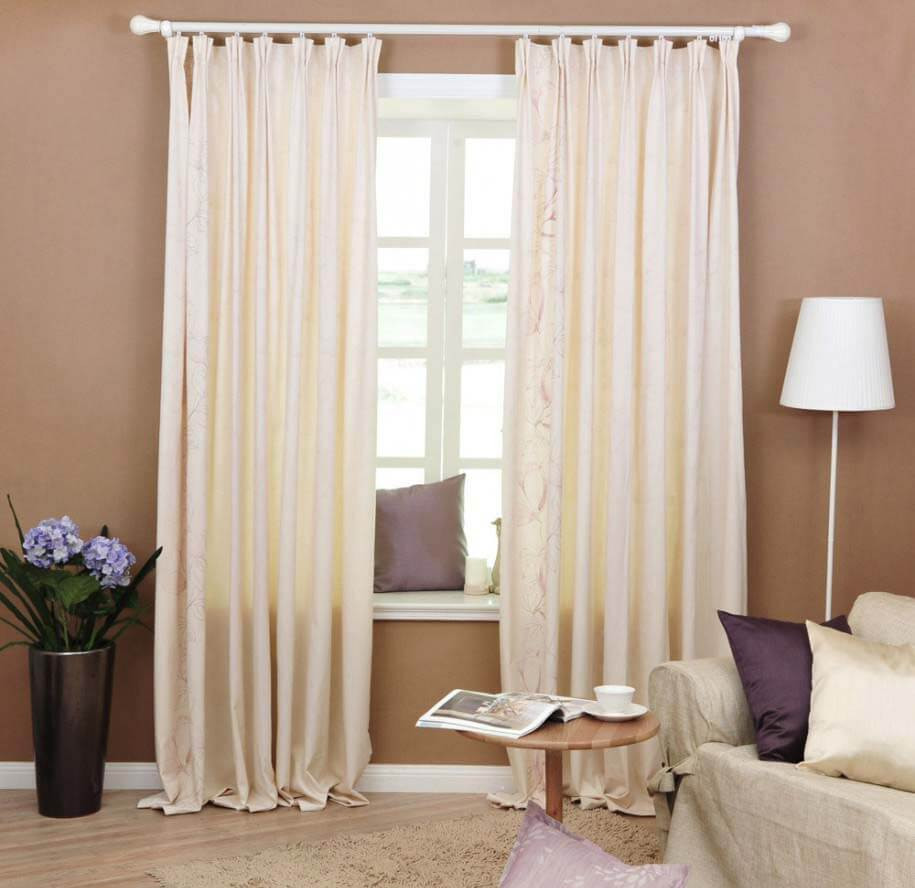 Best Curtains For Living Room  20 Best Curtain Ideas for Living Room 2017 TheyDesign