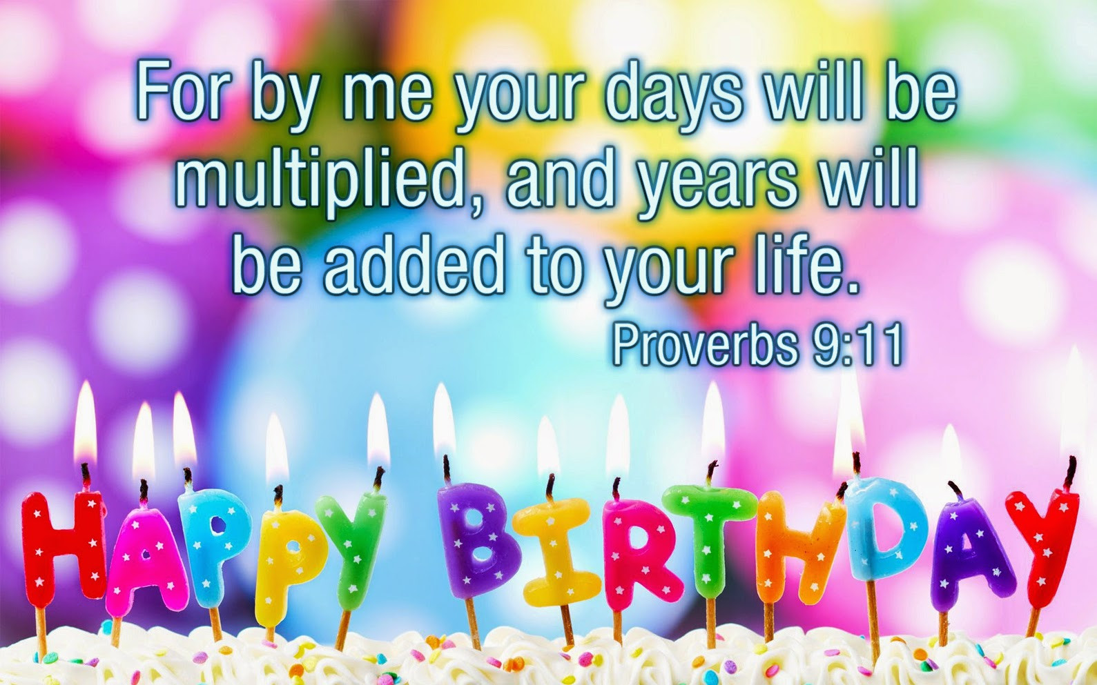 Bible Quotes About Birthdays  Birthday Bible Verses Quotes QuotesGram