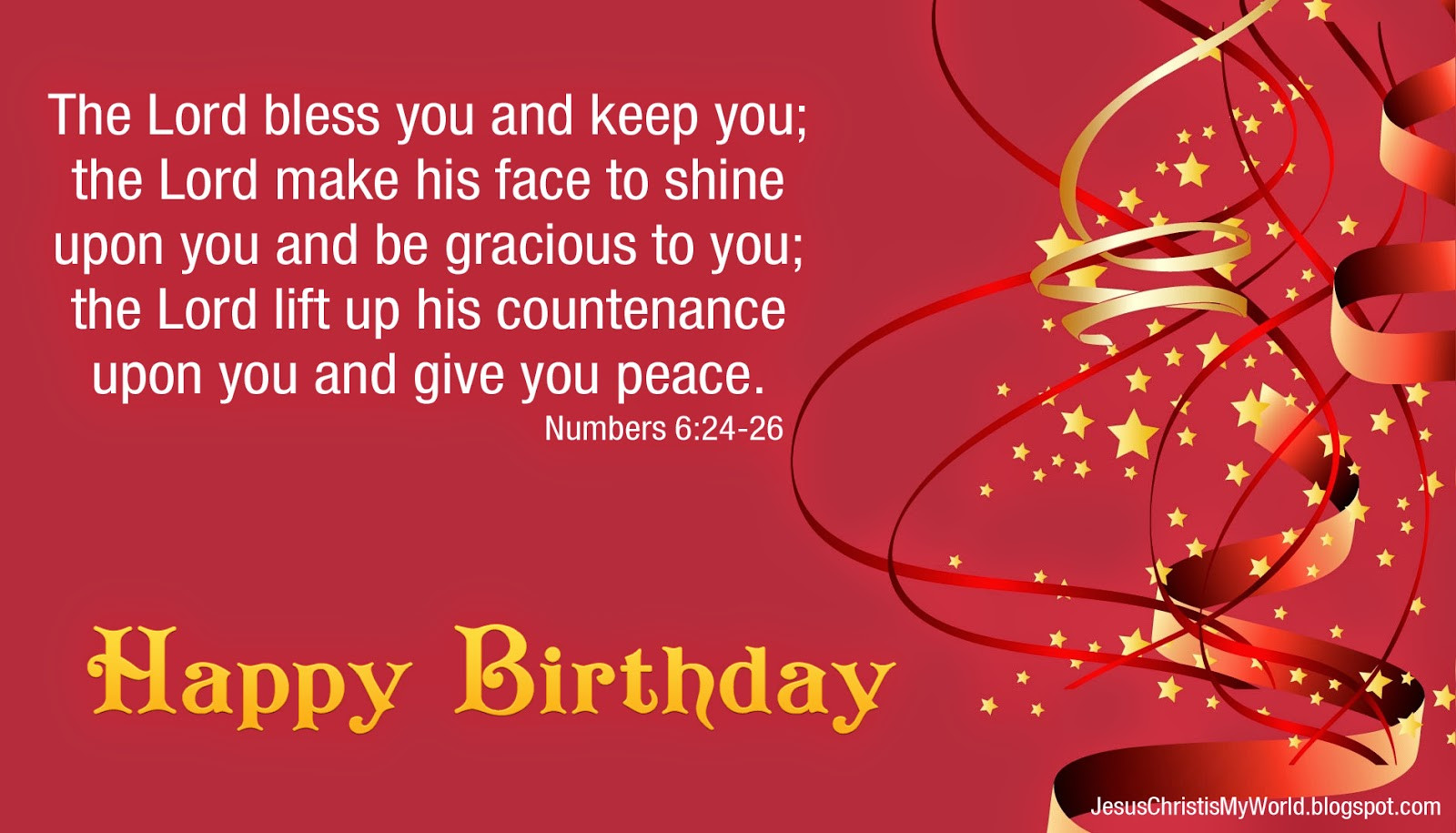 Bible Quotes About Birthdays  Happy Birthday Bible Quotes QuotesGram