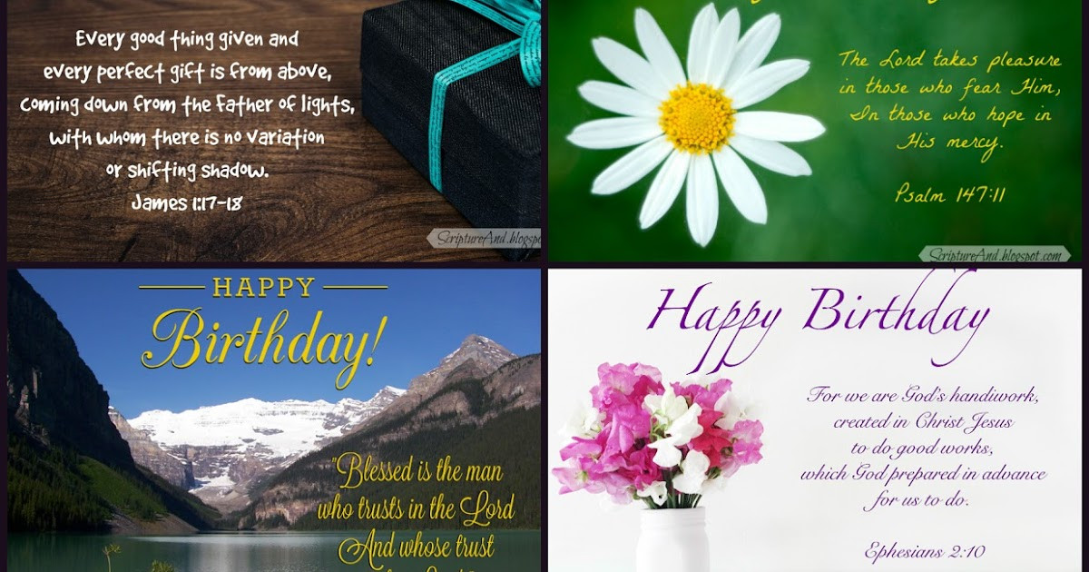 Bible Quotes About Birthdays  Scripture and Free Birthday with Bible Verses