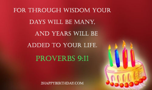 Bible Quotes About Birthdays  17 Motivational Bible Verses for Birthday 2HappyBirthday