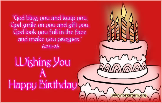 Bible Quotes About Birthdays  Bible Verse Birthday Cards
