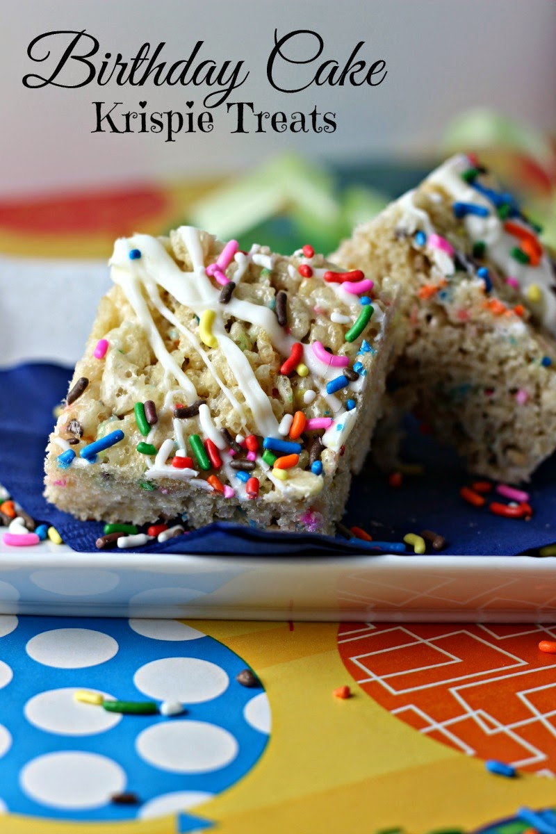 Birthday Cake Flavor Ideas  20 Birthday Cake Flavored Desserts Big Bear s Wife