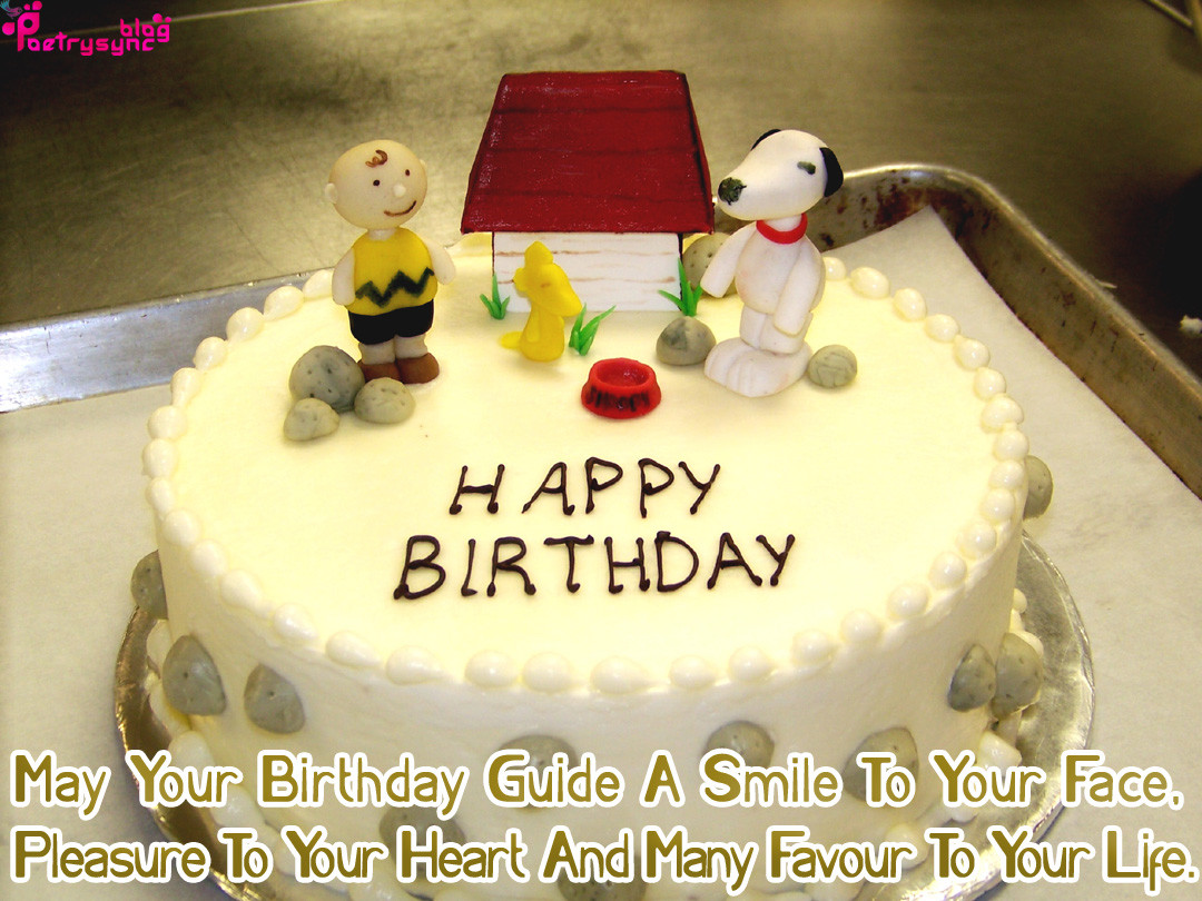 Birthday Cake Sayings  Happy Birthday Cake with Birthday Quotes for Best