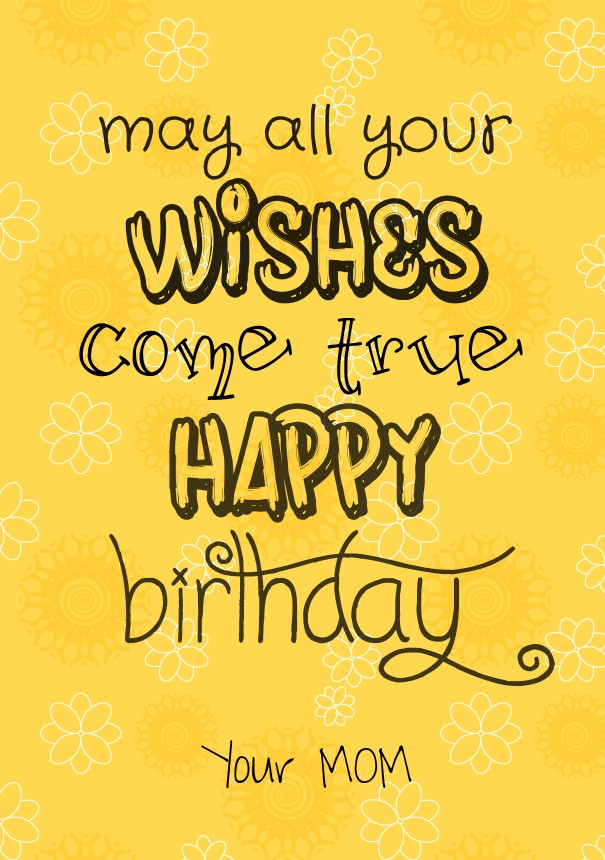 Birthday Daughter Quotes  Happy Birthday Quotes for Daughter with