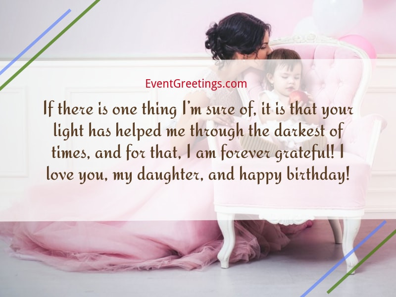 Birthday Daughter Quotes  114 Cutest Happy Birthday Wishes for Daughter
