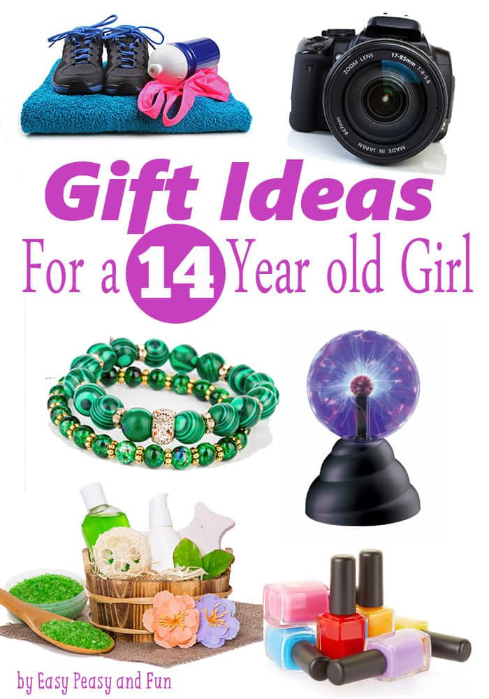 Birthday Gift Ideas For 14 Yr Old Girl  Best Gifts for a 14 Year Old Girl Easy Peasy and Fun