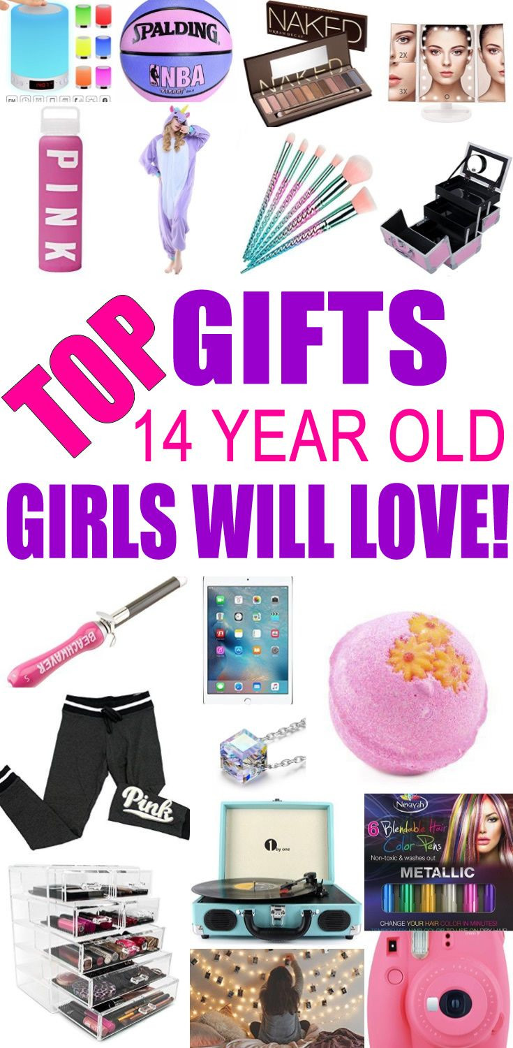 Birthday Gift Ideas For 14 Yr Old Girl  Best Gifts 14 Year Old Girls Will Love