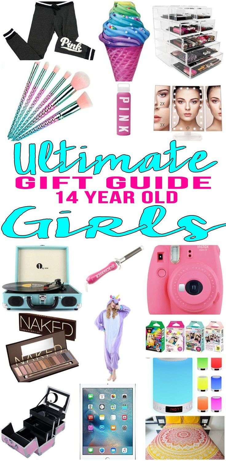 Birthday Gift Ideas For 14 Yr Old Girl  11 best Gifts For Teen Girls images on Pinterest