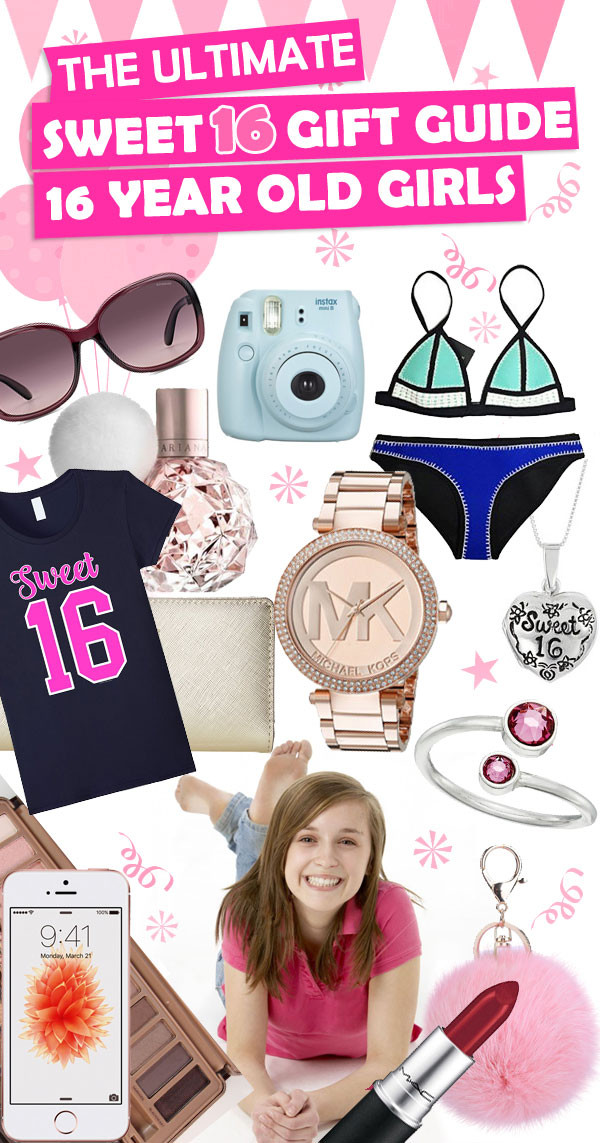 Birthday Gift Ideas For 16 Year Old Girl  Sweet 16 Gift Ideas For 16 Year Old Girls • Toy Buzz